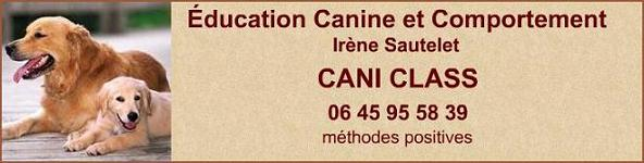 Education Canine & Comportement CANI CLASS