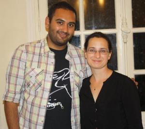 Chirag Patel & Irene CANI CLASS